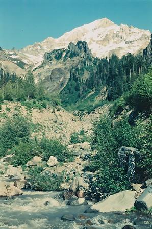 Hood in Retrochrome - The Muddy Fork