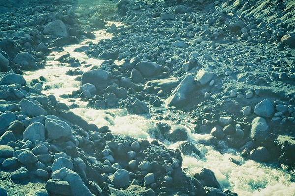Hood in Retrochrome - White River Canyon