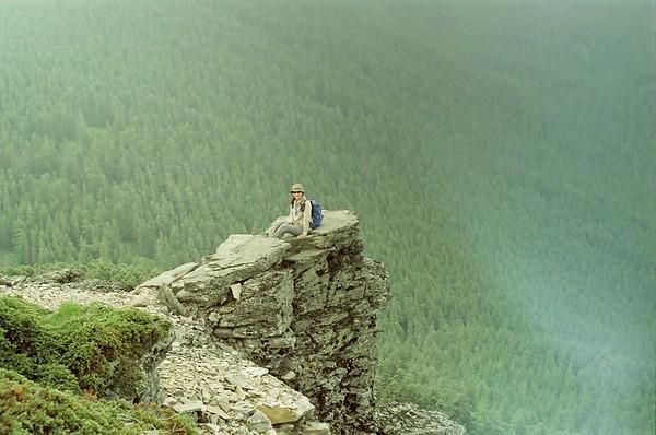 Mt Hood in Svema 125 - Chinidere Mt.