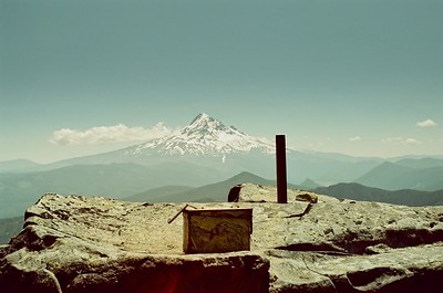 Mt Hood in Svema 125 - Indian Mt.