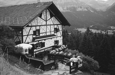 Restaurant Spoina, Lenzerheide.