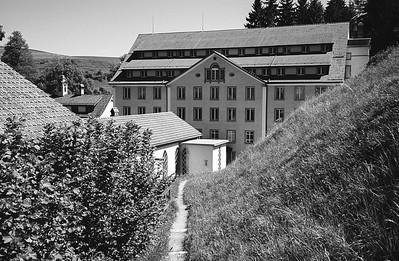 Spinnerei in Neuthal bei Bäretswil (heute Museum).