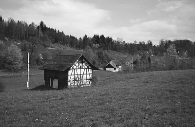 Bei Feldbach, Hombrechtikon (ZH).