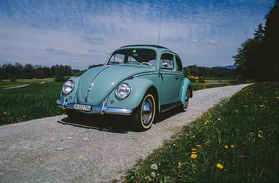 VW Käfer de Luxe (1961)
