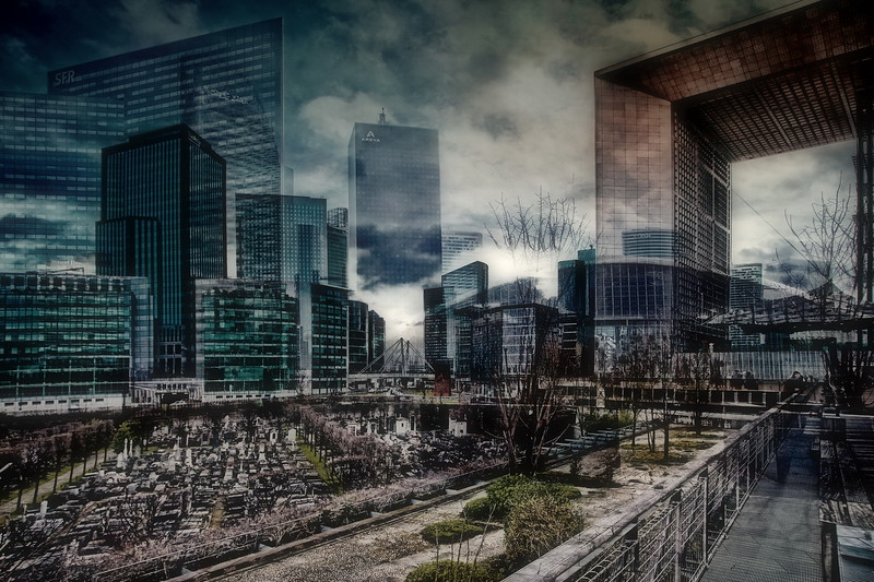 Jeudi noir  © Anthony Astgen