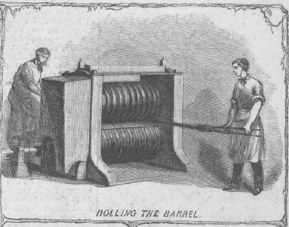 Rolling the Barrel