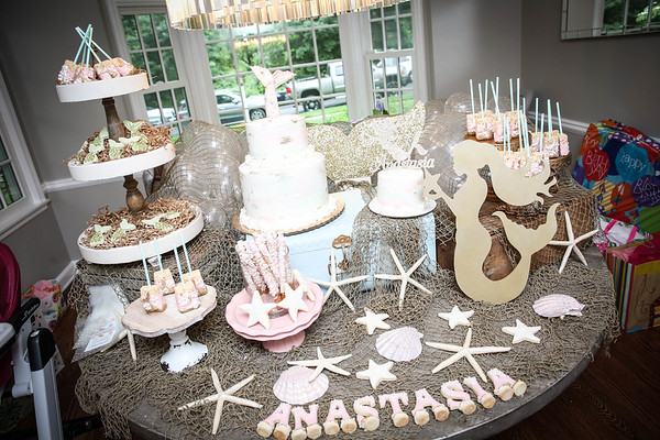 Anastasia's First Birthday