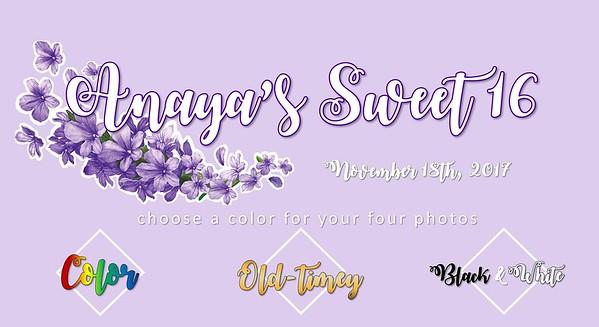 AnayaSweet16