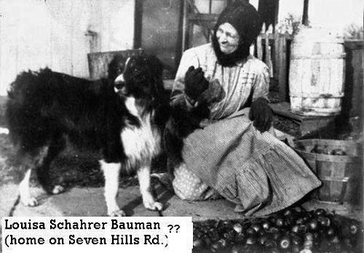 Louisa Schahrer Bauman (maybe)