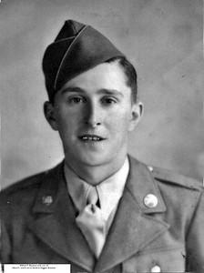 William F Bauman Army photo