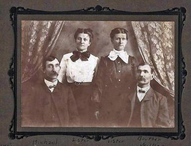 Children of Louisa Bauman edited