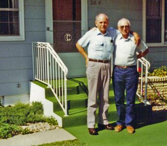 Orris and Clayton Kipp