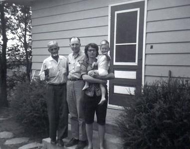 Herbert Grings, Oris, Bernice