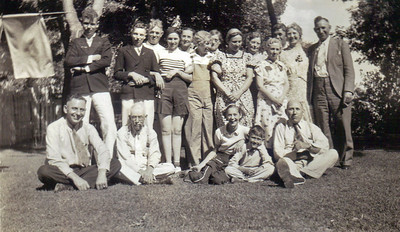Reunion at Watertown SD 1937 A