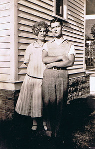 Bertha Kipp & Larry