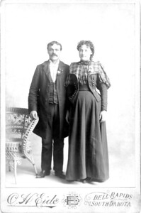 Anton and Margeret Nelson grandparents