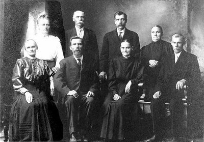 Nils Nordstrom Family 2