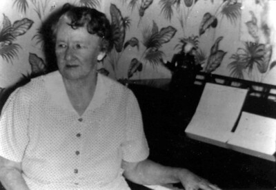 Grandma Margeret Nelson