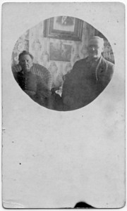 Walter H. Wilcox and Sarah Jane Luce Wilcox