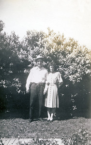 Ed and Martha Wilcox