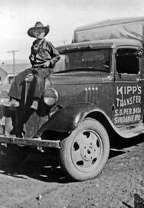 Gene Truck Pioneer Book