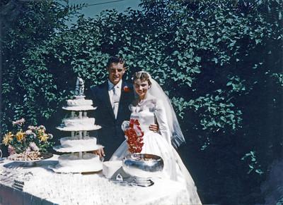 Iris Frank Wedding