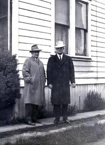 Fred and Bill Schloredt