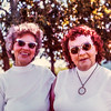 1976 Kipp Family Reunion, Aunt Laura, Mom-0004-4