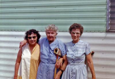 Mom Grandma Laura Superior MT 1964