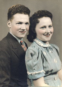 Wayne and Margaret