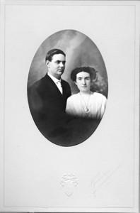 Leonard and Agnes Erickson