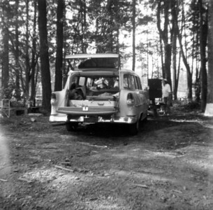 Camping Station Wagon