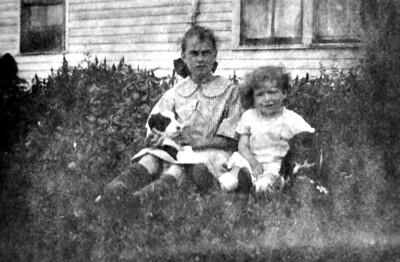 Joyce Selgeby and Sylbil