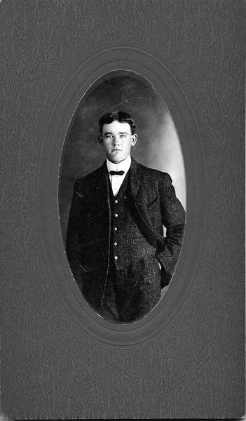 John Samuel Westbrook May 1905