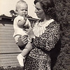 Donald Blair Lindquist and his mother, Viola Christine Lindquist  Abt. 1932