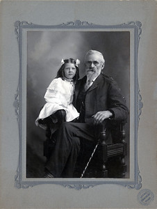 Aunt Martie & her grandpa098