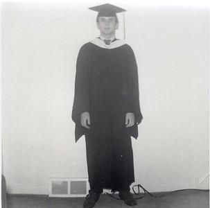 Alan high school graduation