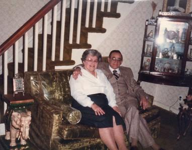 Edith & Bernard Levin