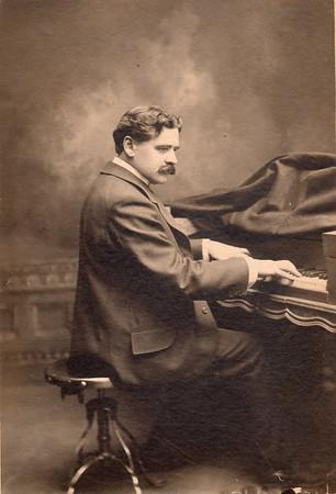 Professor Modeste Paul Champeaux