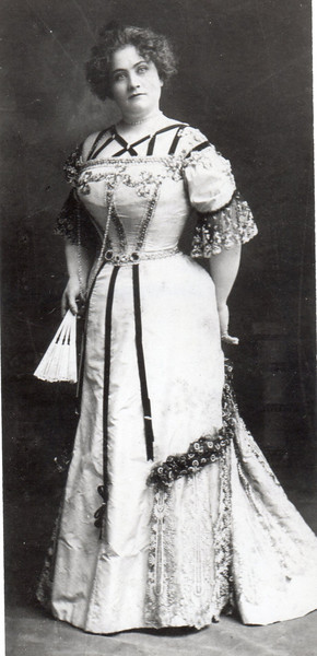 Agnes Timmons Champeaux, opera and concert singer