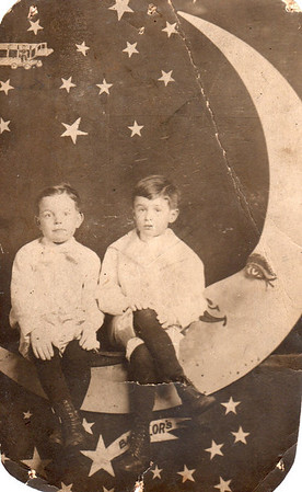 unknown boy; Norval Timmons