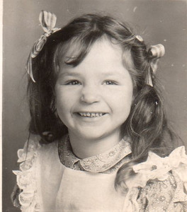 Margaret, c. 5 years old