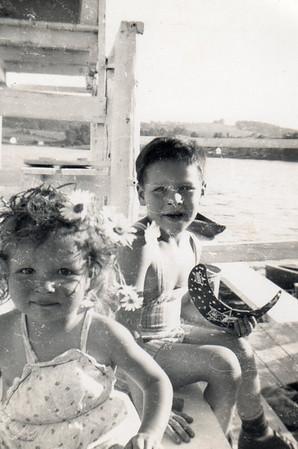 Margaret & Tommy, c. 1950