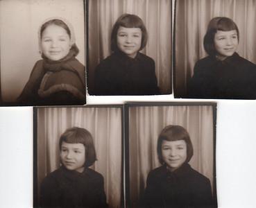Margaret, c. 1954