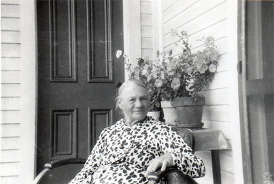 Margaret Dill Wittman, c. 1943-4? (died Aug., 1946)