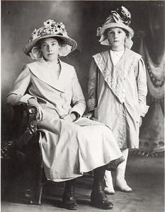 Nora E. Wittman, Ellen V. Wittman