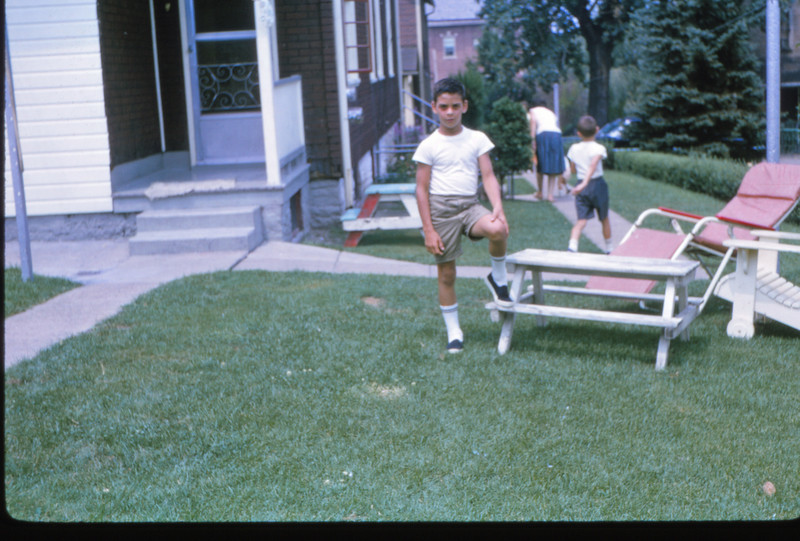 Rouse Family Photo Archive - Joseph Rouse Photos
