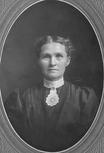 Eliza persons, grandmother; mother of Grace, Frank, Charles Persons. Grace married Vedder Schermerhorn, parents of Marguerite Schermerhorn