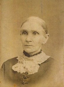 1889 Polly Sheffield Dibble, mother of Lisa Dibble Persons, mother of Grace Edit Persons Schermerhorn