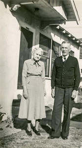Grace and brother Charles Persons